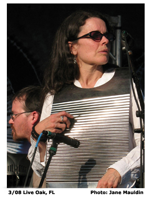 Tara Nevins, 3/09, Suwannee Springfest, Live Oak, FL