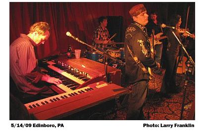Edinboro, PA 5/14/09