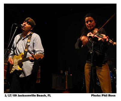 Jacksonville Beach, FL 1/17/09