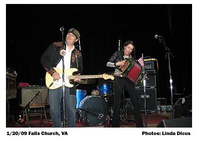 Falls Church, VA 1/20/09