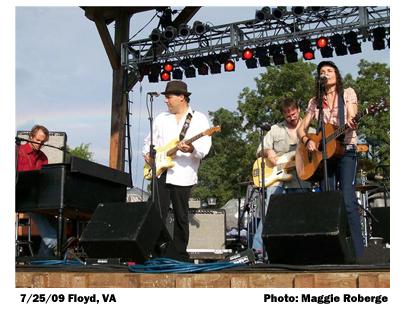 7/25/09 Floydfest, Floyd, VA