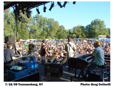GrassRoots Festival, Trumansburg, NY