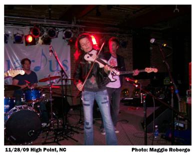 11/28/09 High Point, NC
