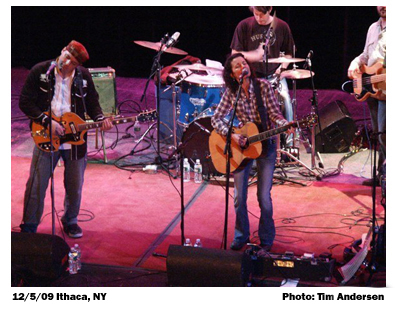 12/5/09 State Theatre, Ithaca, NY