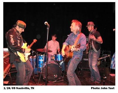 Nashville, TN 1/24/09