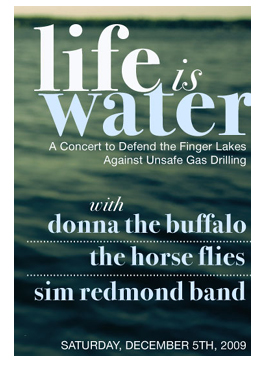 Life Is Water benefit concert