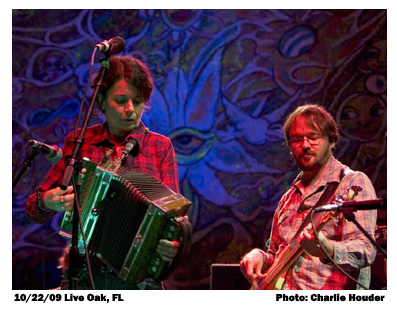 10/22/09 Live Oak, FL