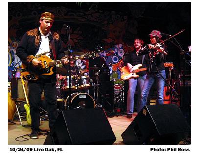 10/24/09 Live Oak, FL