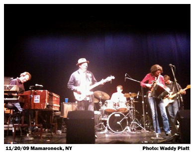 11/20/09 Mamaroneck, NY