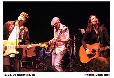 Nashville, TN 1/23/09