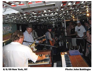 8/6/09 New York, NY