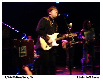 12/18/09 New York, NY