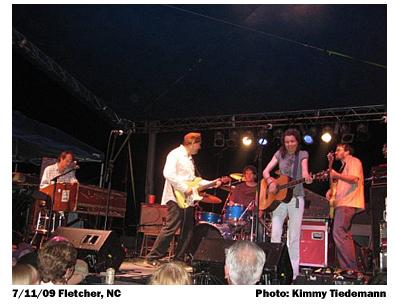 7/11/09 Ribfest, Fletcher, NC