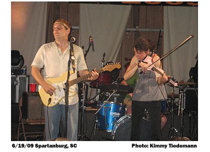 6/19/09 The Music Camp, Spartanburg, SC