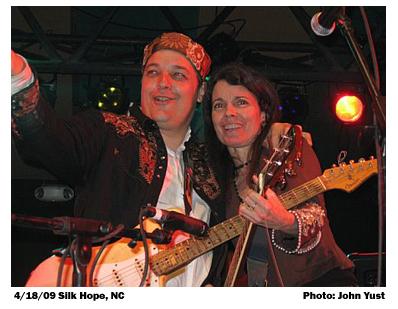 Shakori Hills GrassRoots, Silk Hope, NC, 4/16/09 - 4/19/09