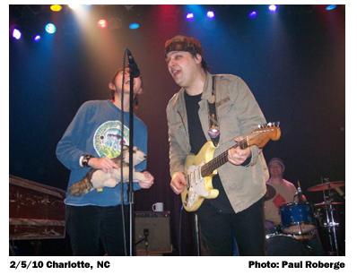 2/5/10 Charlotte, NC