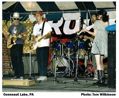 Hippy Fest, Conneaut Lake, PA