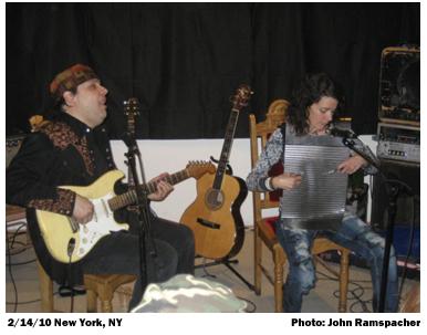 2/14/10 Jeb & Tara, New York, NY