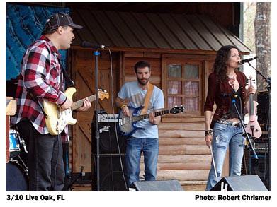 3/26 - 3/28/10 Suwannee Springfest, Live Oak, FL
